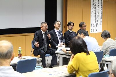 松江市民フォーラム「島根大学病院の最新治療」2017 秋 を開催しました